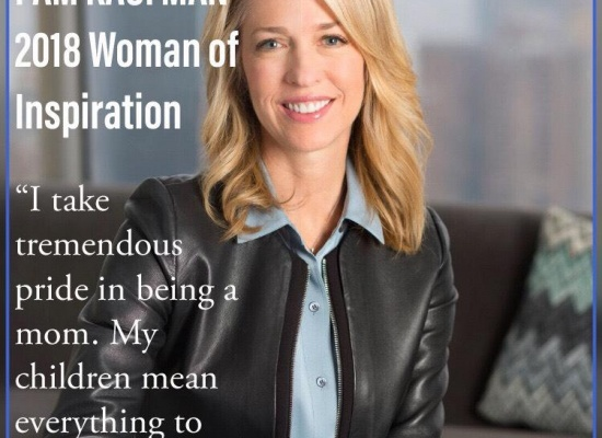 Woman Of Inspiration: Pam Kaufman