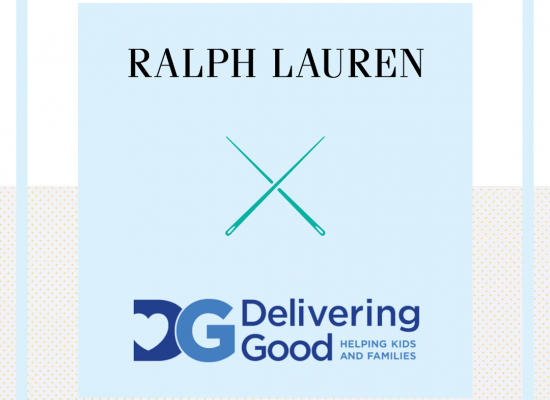Ralph Lauren x Delivering Good: Impact in Fashion