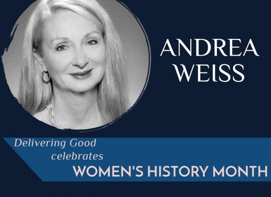 Women's History Month – Andrea Weiss
