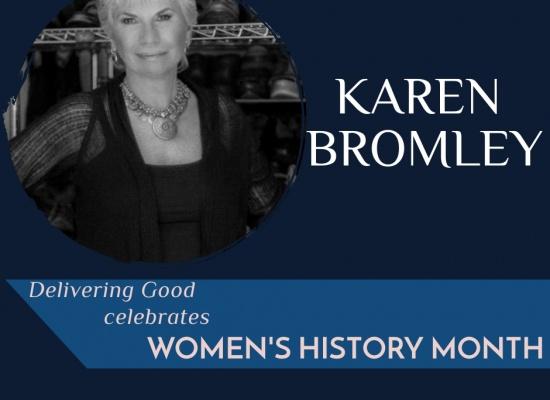 Women's History Month – Karen Bromley