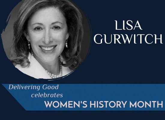 Women's History Month – Lisa Gurwitch