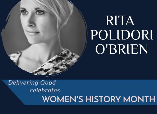 Women's History Month – Rita Polidori O'Brien