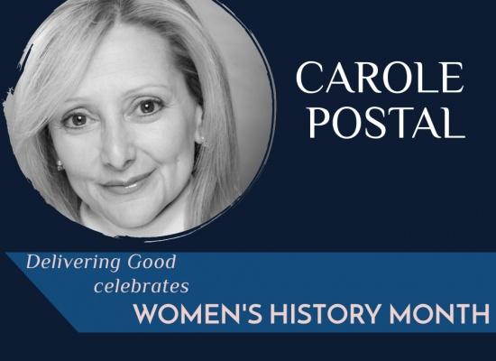 Women's History Month – Carole Postal