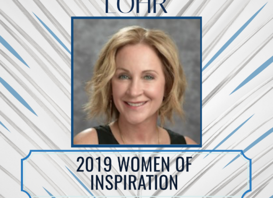 2019 Women of Inspiration Honoree: Lece Lohr