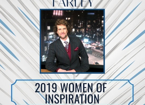 2019 Women of Inspiration Host: Thomas P. Farley