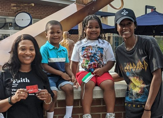 D.C. Family Back-To-School Shopping Spree With Shatori Walker-Kimbrough At Tanger Outlets National Harbor